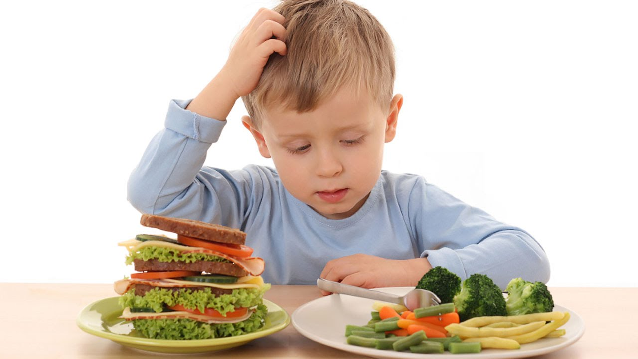 Healthy Foods for your kids