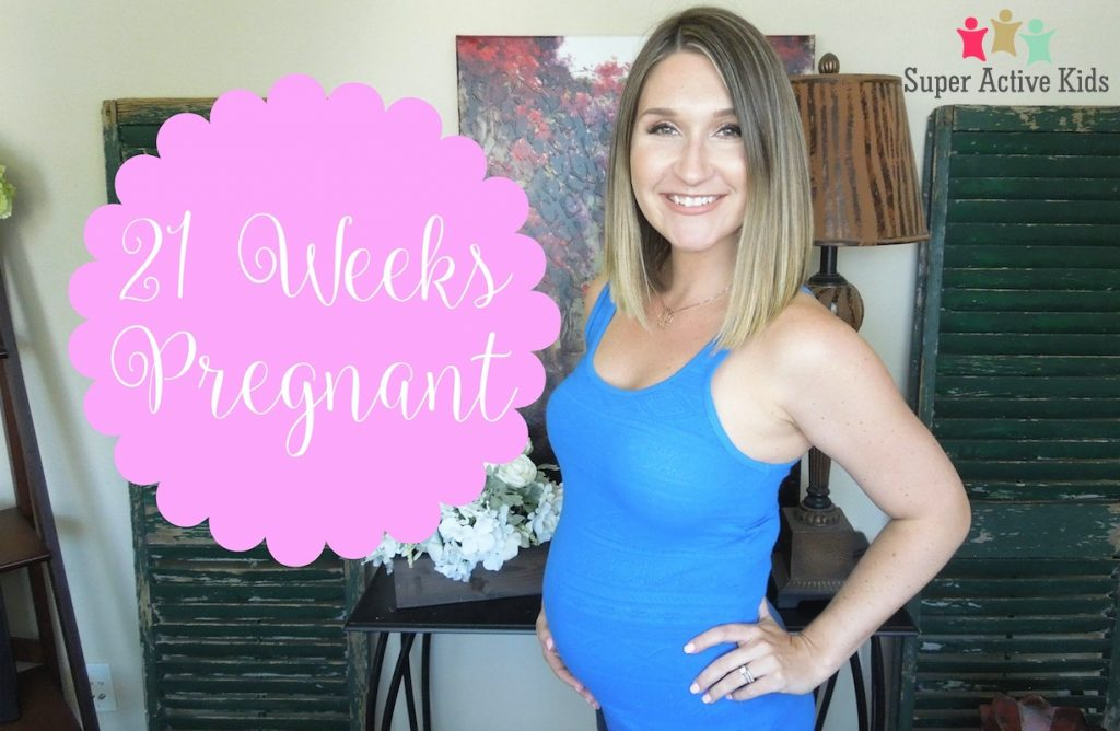 21 Weeks Pregnant in Months