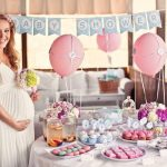 baby shower during covid- 19
