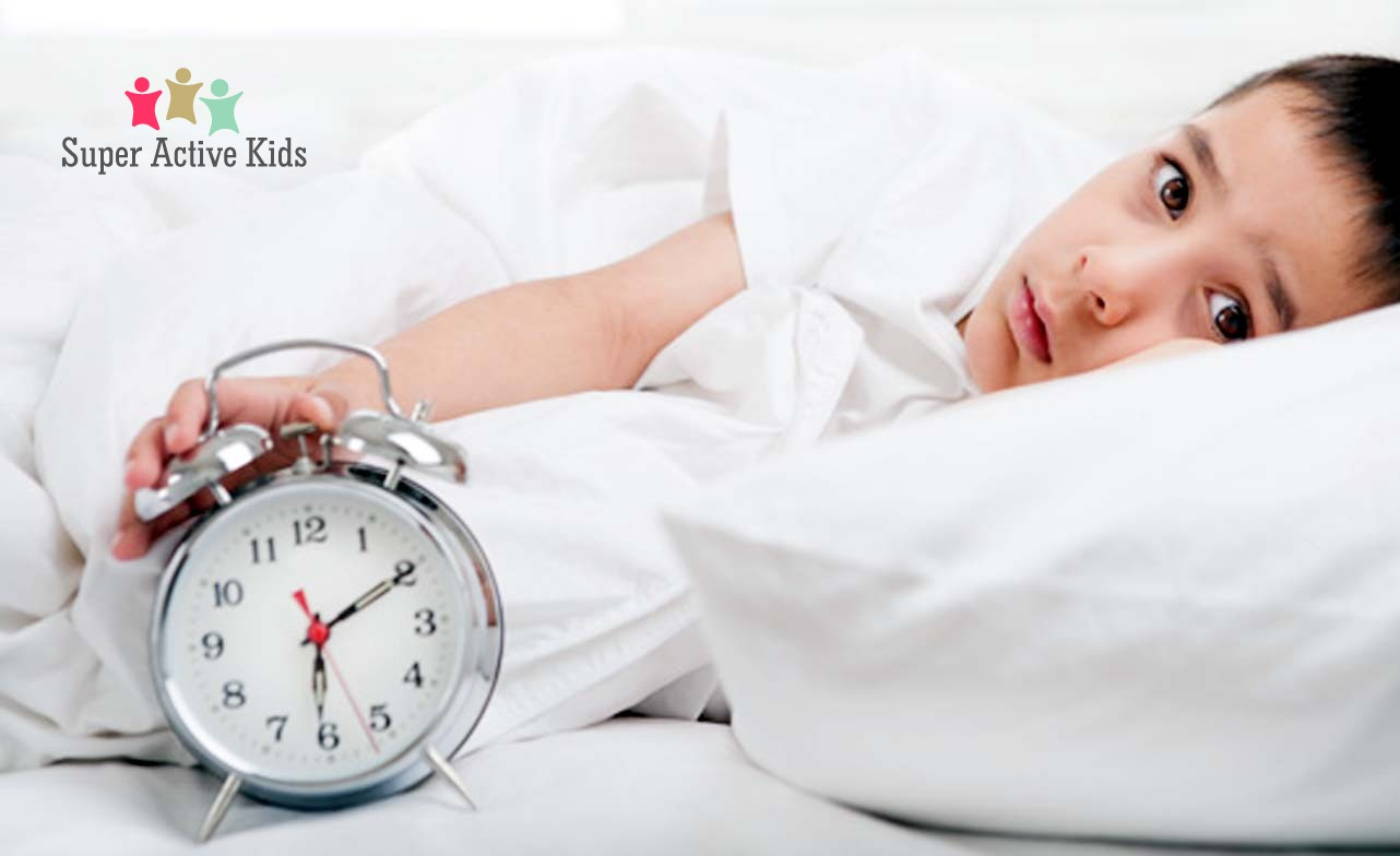 Common Signs of Sleep Problems in Children