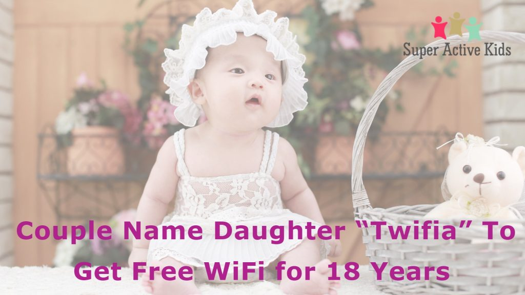 Free Wifi For 18 Years