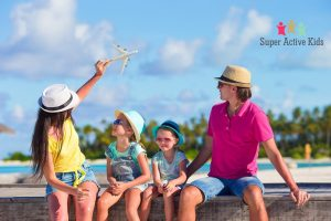 5 Things Parents Need To Do When Going On A Vacation With Their Little One