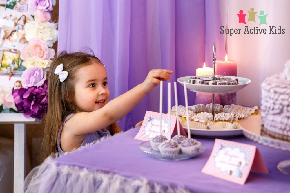 Make Your Kids's Birthaday Special