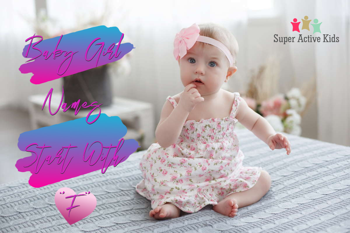 Baby Girl Name Start With F