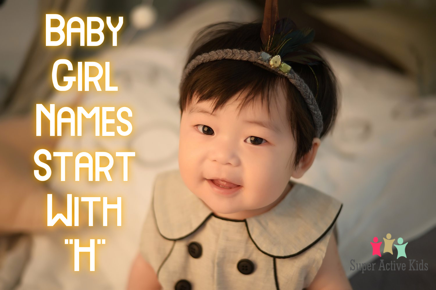 Baby Girl Name Start With H