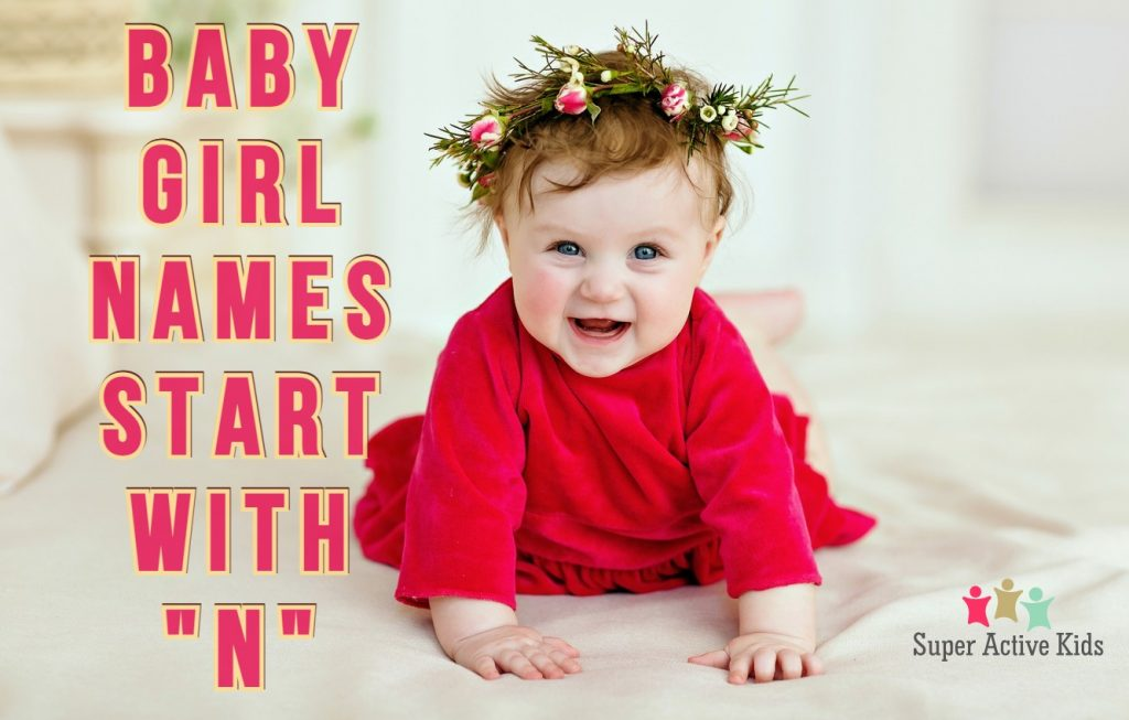 Baby Girl Names Start With N