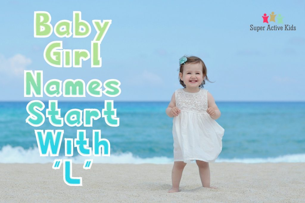 Baby Girl Name Start With L