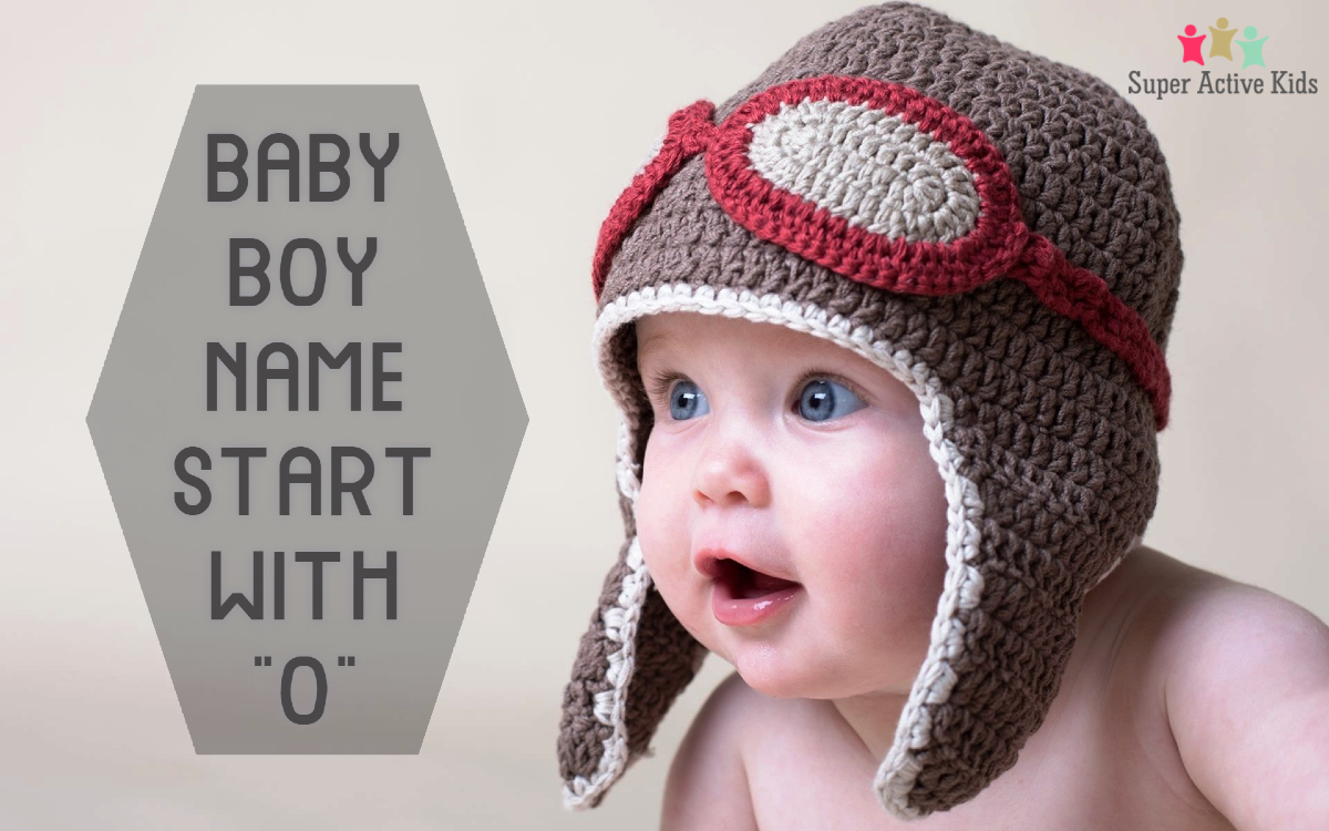 Baby Boy Name Start with O