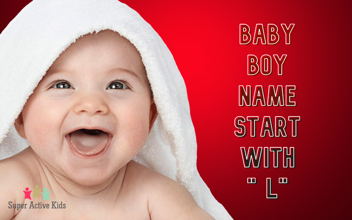 Boy Name start With L